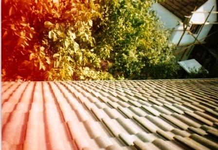Montat Tigla ceramica,reparat acoperis imagini amenajari exterioare