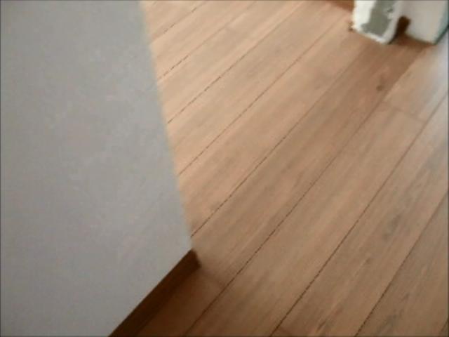 Montat Parchet laminat fara trecere de pardoseala