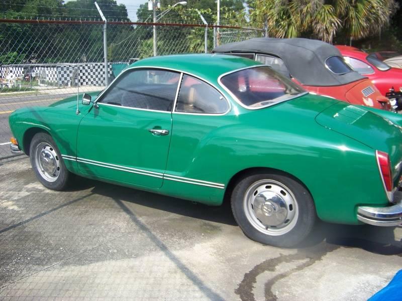 1973 Karman Ghia
