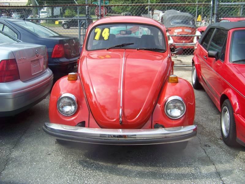 1974 Standard Beetle