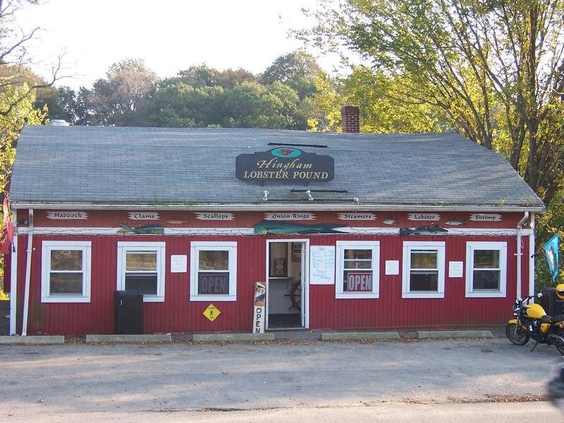 HINGHAM LOBSTER POUND, 4 BROAD COVE ROAD, ROUTE 3A, HINGHAM , MA, 02043, USA