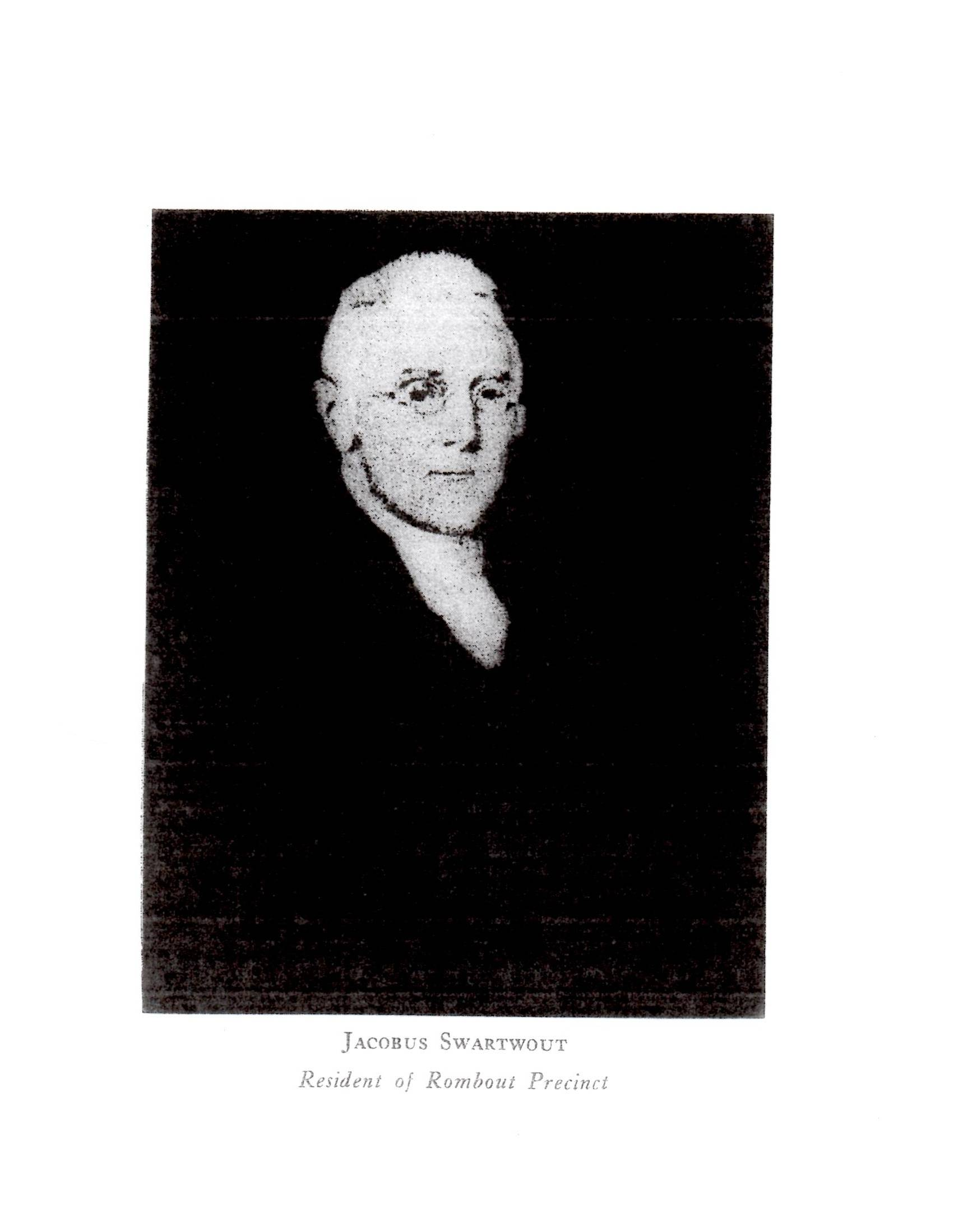 General Jacobus Swartwout