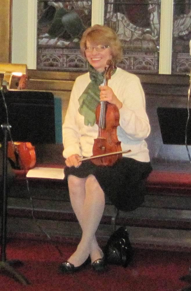 Joyce Balint (guest artist)
