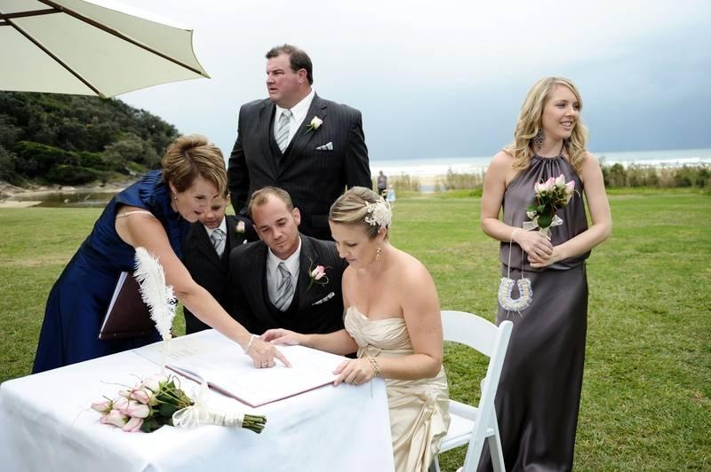 Aanuka Beach Wedding