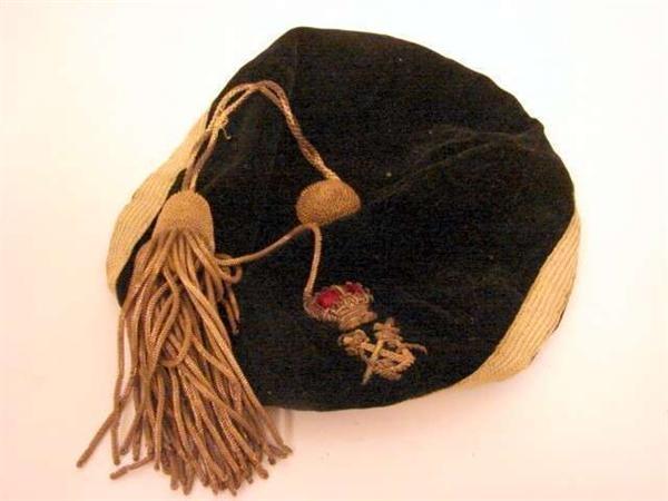 Army FA Football Cap 1930