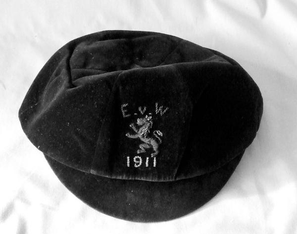 Classic Wales Amateur International Football Cap 1911