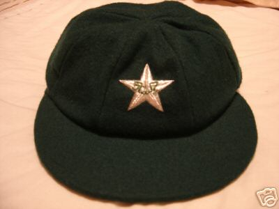 Pakistan International Cricket Cap