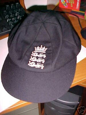 England International Cricket Cap