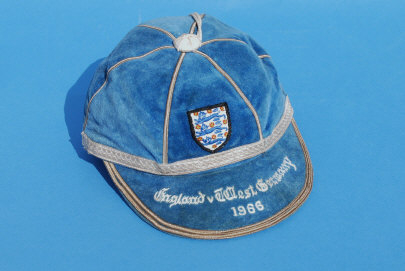 Nobby Stiles England Football Cap