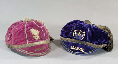 England Rugby International cap 1926