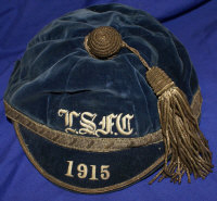 London Scottish FC Cap 1915