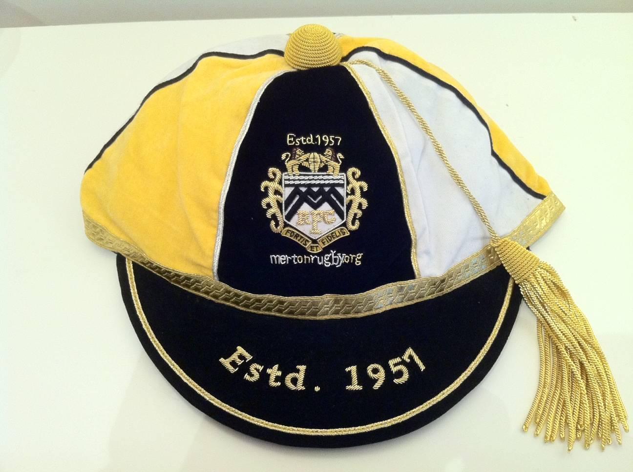 Merton RFC Cap