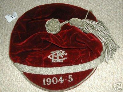 Paignton RFC Cap 1904-5