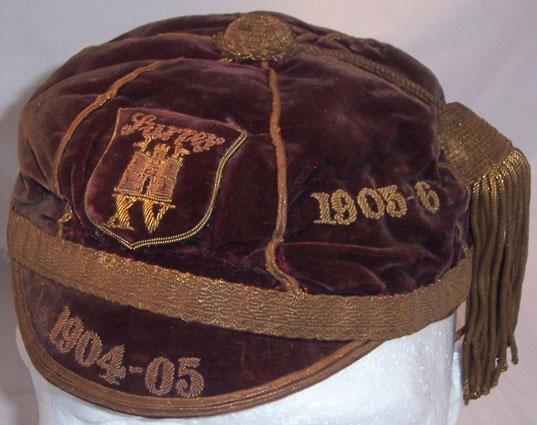 Surrey County Rugby Cap 1904-05