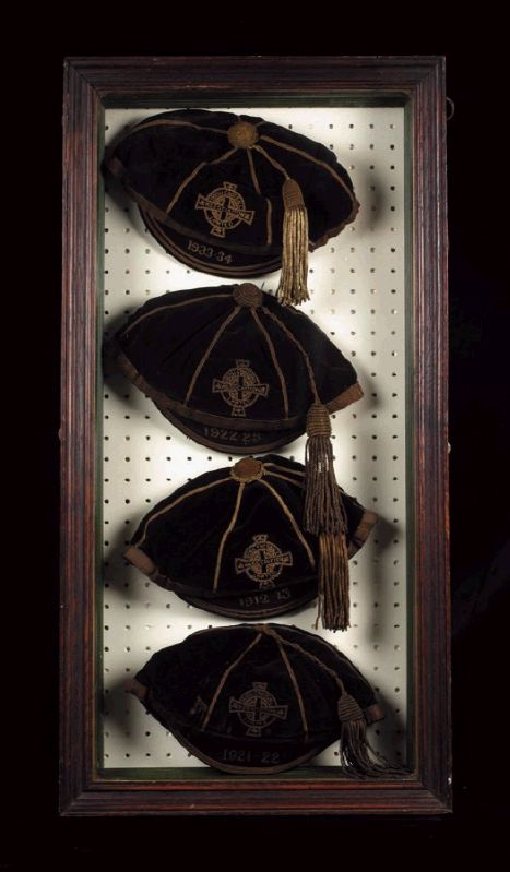 Northern Ireland Football Caps 1912-1934