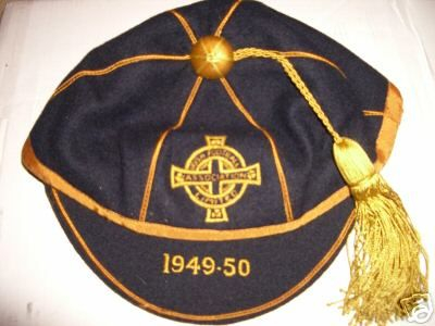 Northern Ireland Football Cap 1949-50