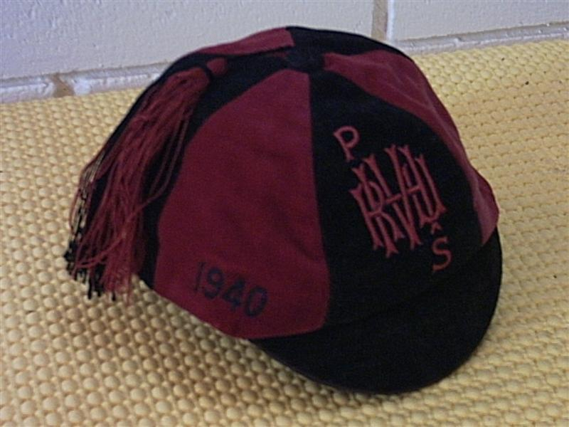 1940 Hutt Valley Rugby Union NZ New Zealand Rugby Cap