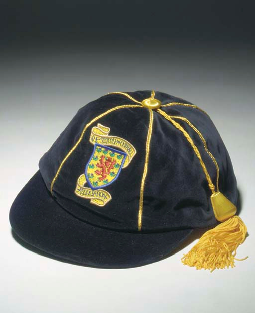 Stewart McKimmie's Scotland Football Cap 1989-90