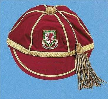 Wales International Football Cap