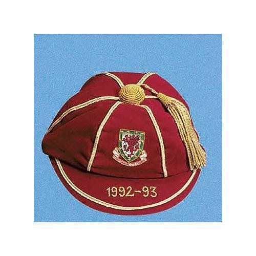 Clayton Blackmore's Wales International Football Cap 1992-93 season