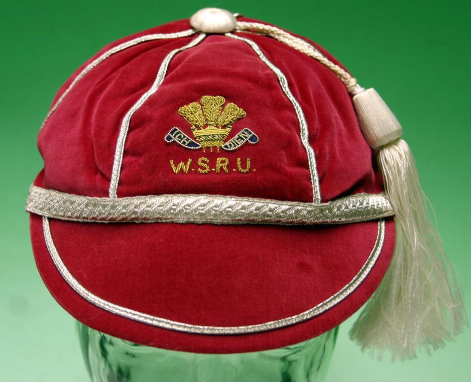Welsh Schools Rugby Union Cap