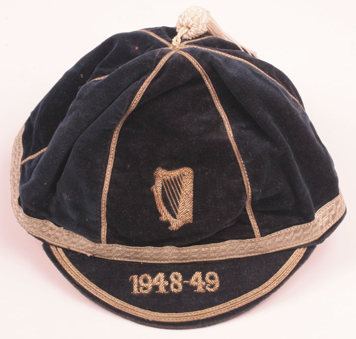 Leinster Province Rugby Cap 1948