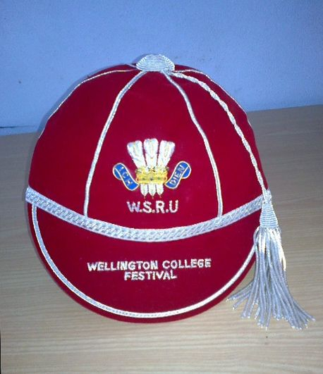 WSRU Wellington College Rugby Honours Cap