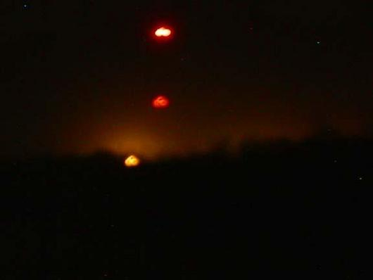 UFO Landing Valdez, Alaska