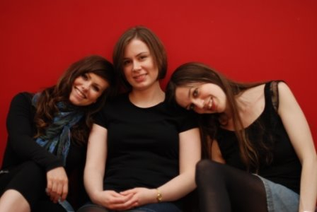 With Marianne and Helen, our former pianist