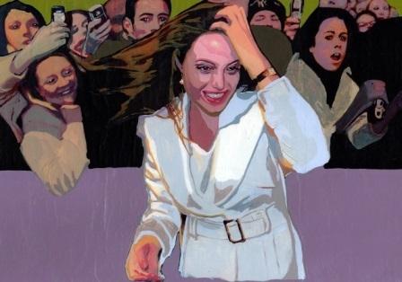 Mass sighting (Angelina)
