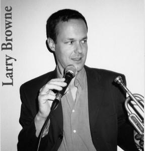 Larry Browne - Jazz Vox & Trumpet