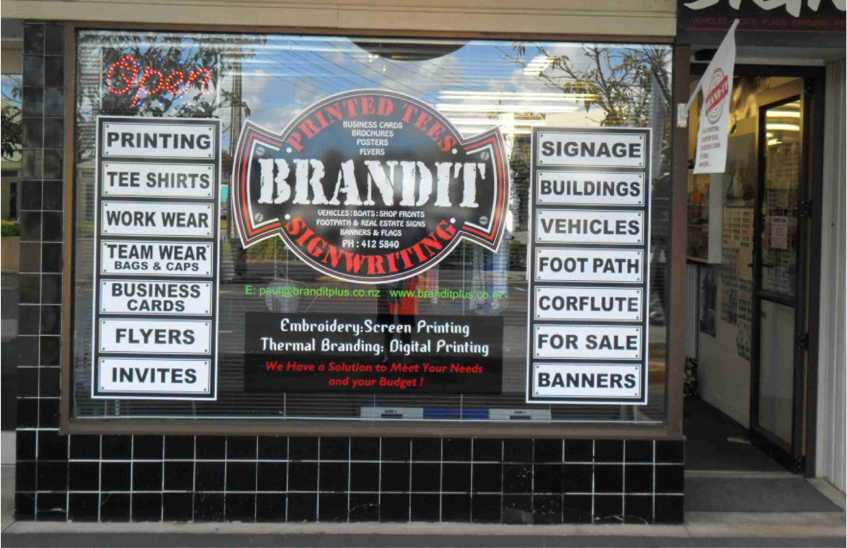 brandit plus ltd, 16 matua road, huapai, auckland, Auckland, 0810, New Zealand