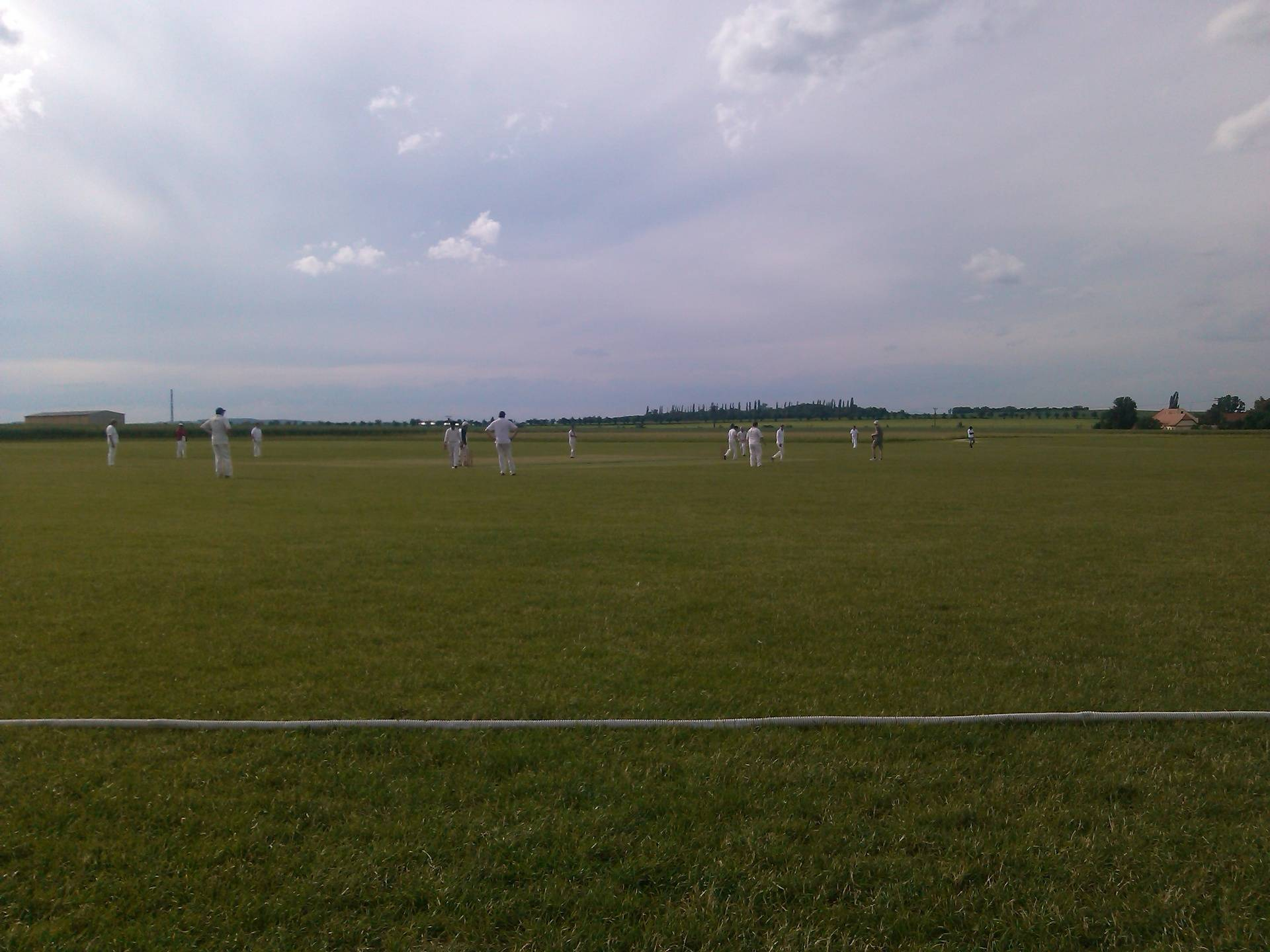 View from the boundary