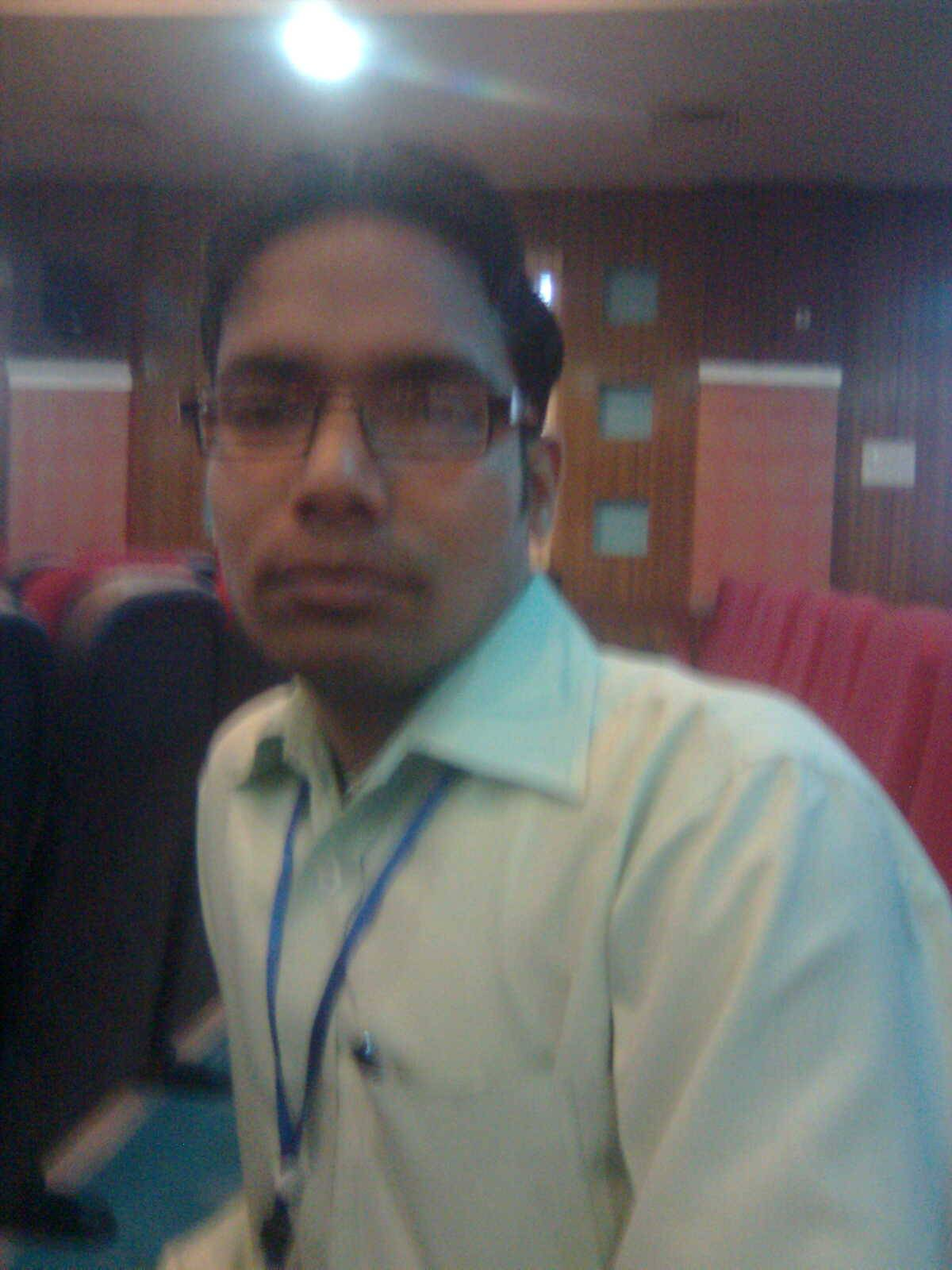 At IEEE new Delhi conference
