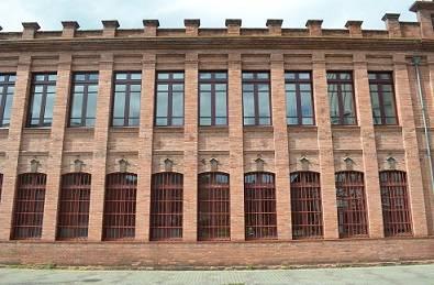 Antiguos laboratorios de Duro Felguera
