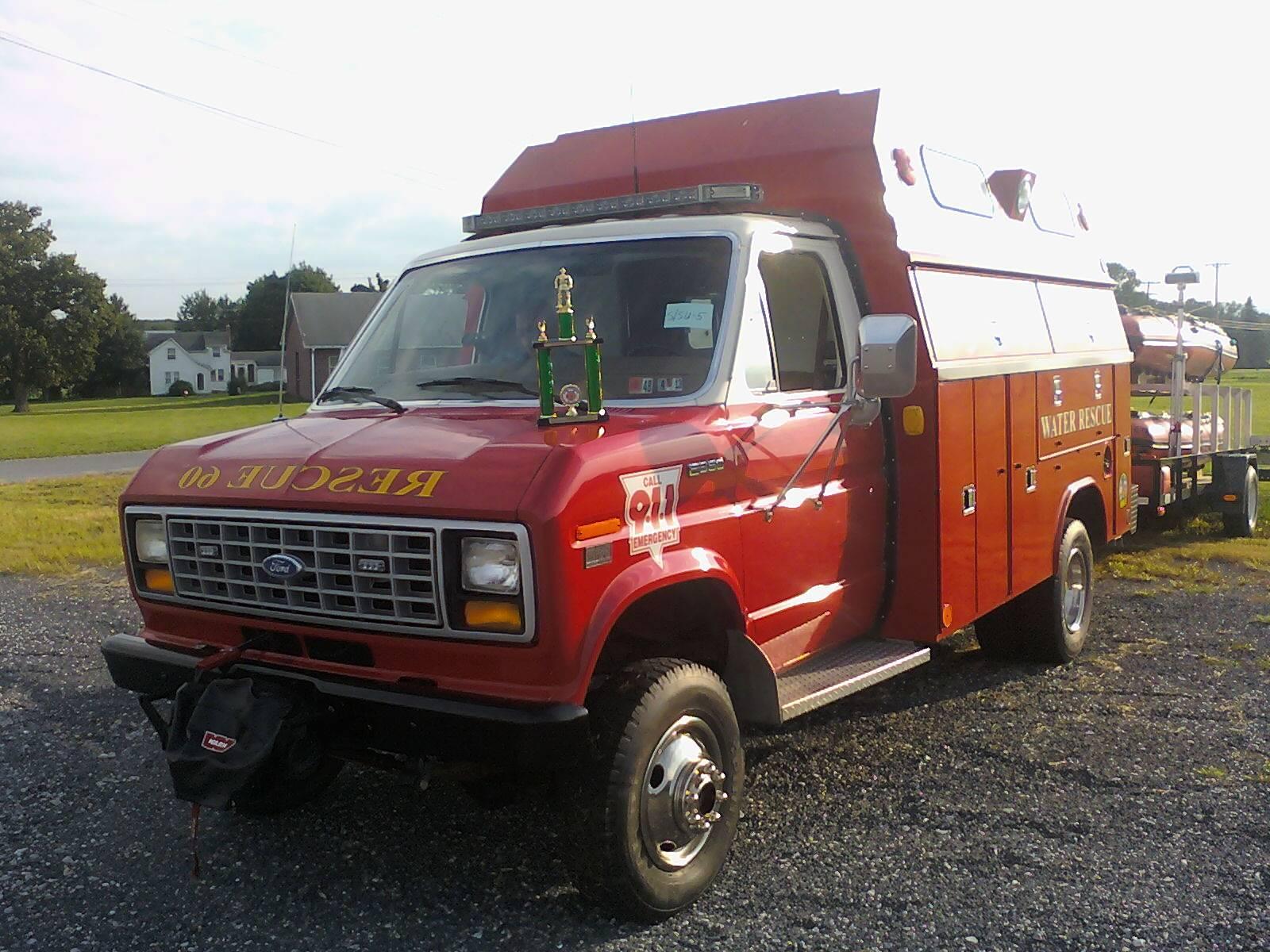 2012 Adams County Firemans Convention