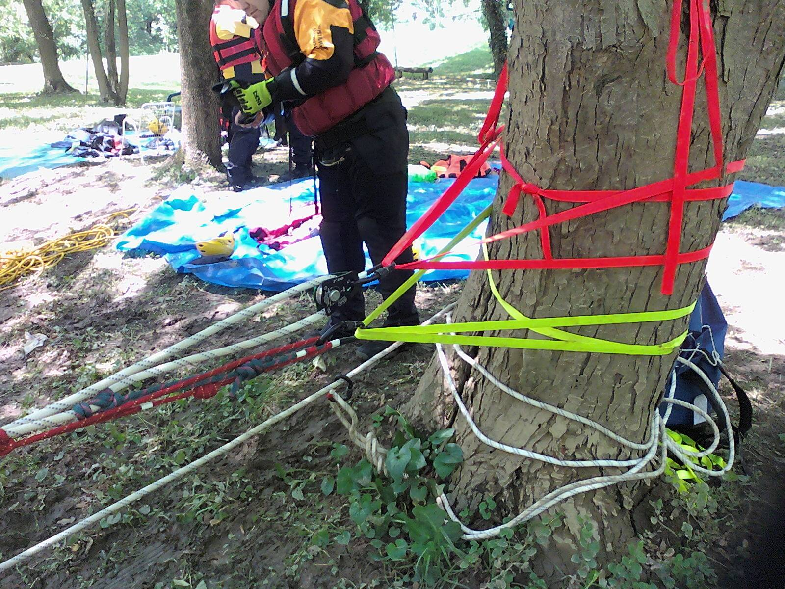 """Rescue 60's Rope and """"ALS"""" Gear..."""