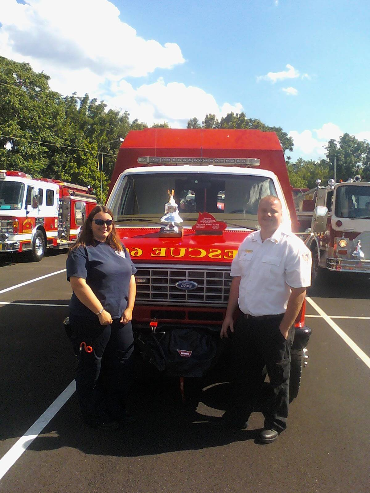 2012 York County Firemans Convention