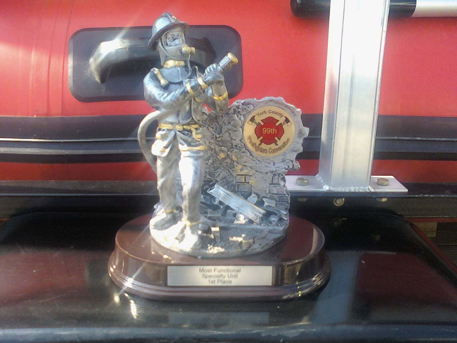 2011 York County Firemans Convention
