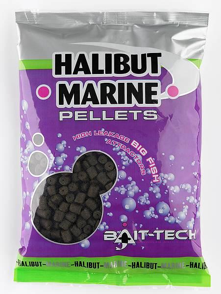Marine Halibut pellets