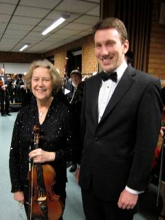 Mark Galtrey & Janet Hicks