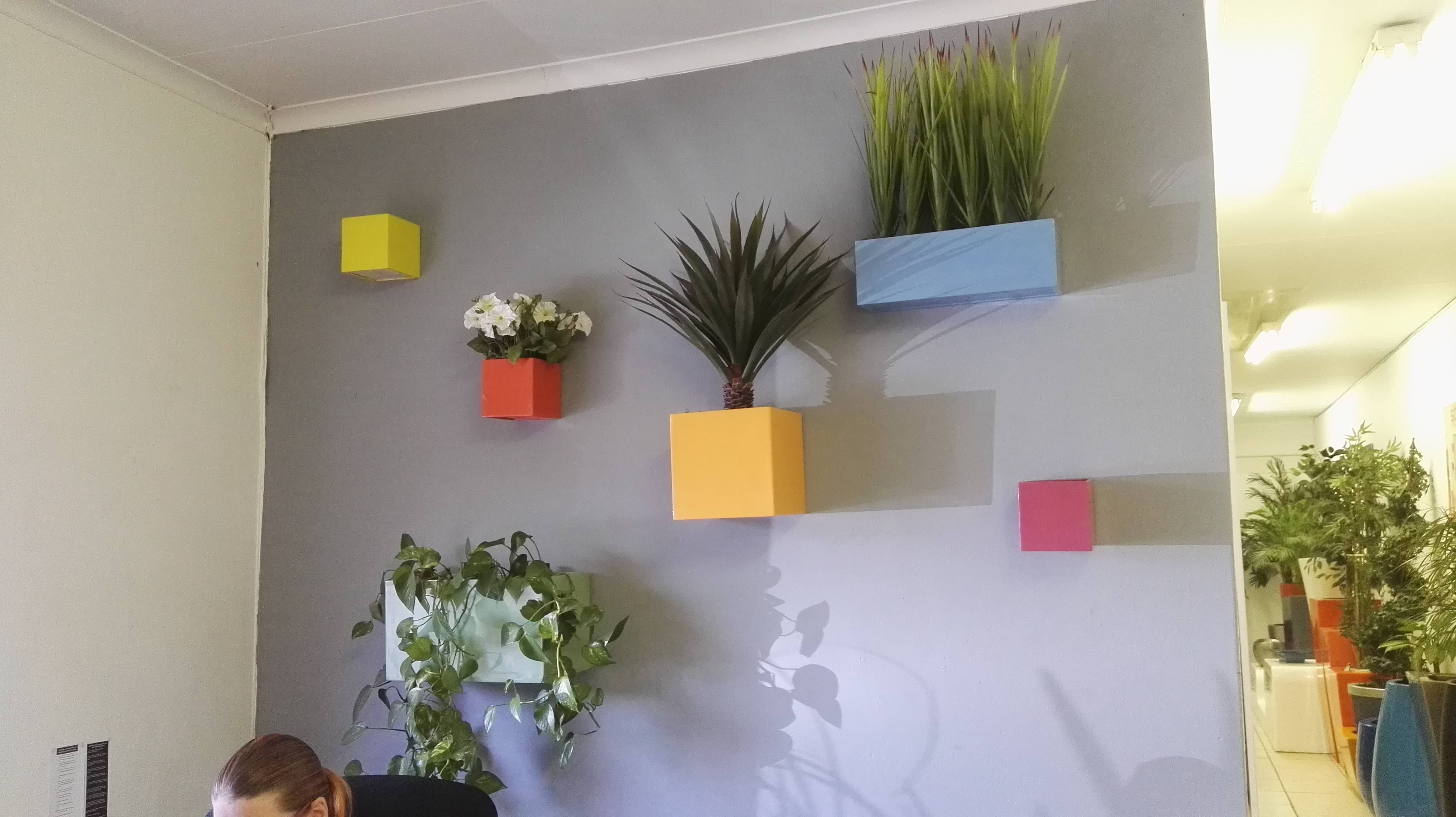 Square Wall Mounted