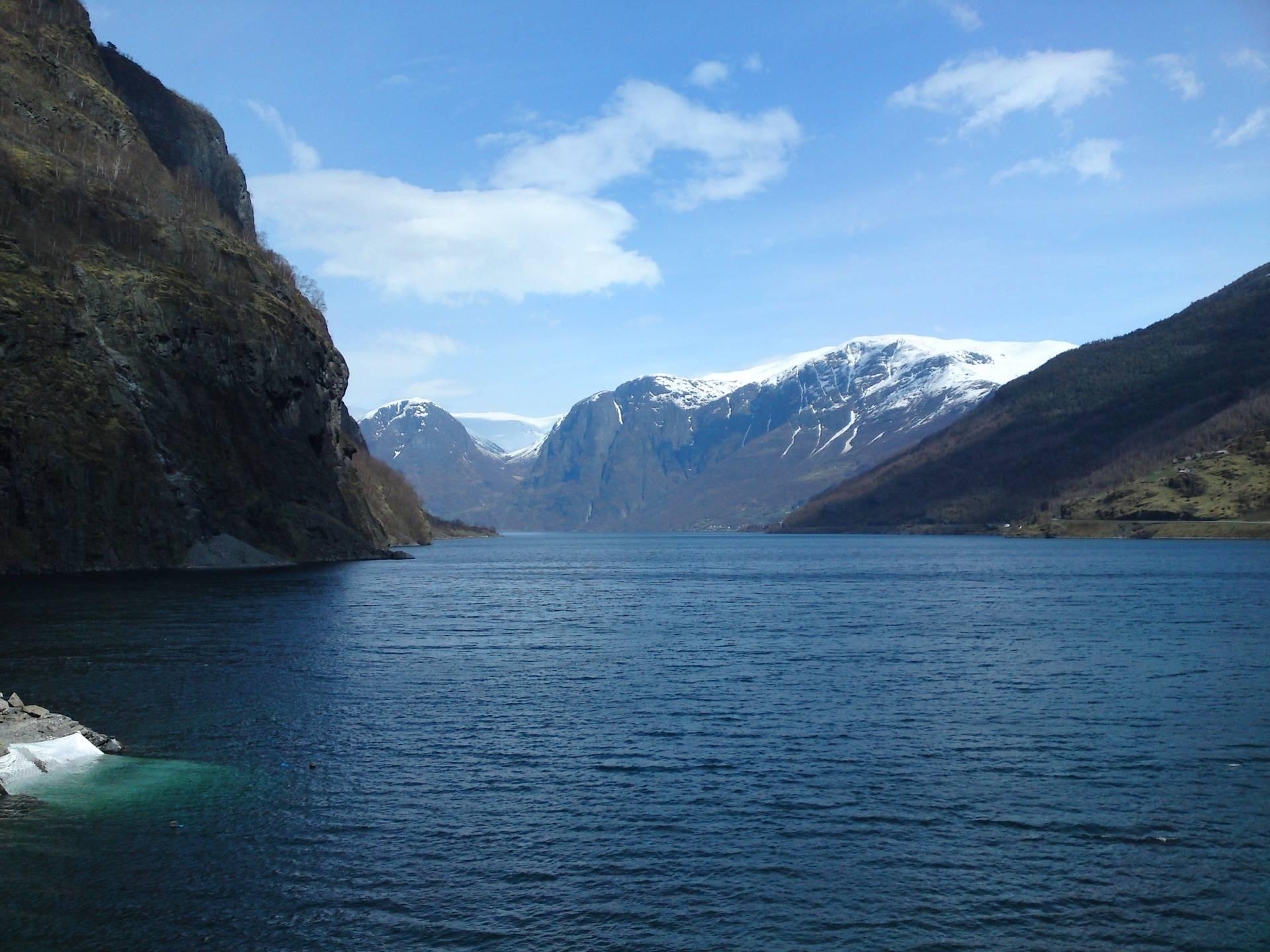 Pete & Nikki's Norwegian Fjords adventure