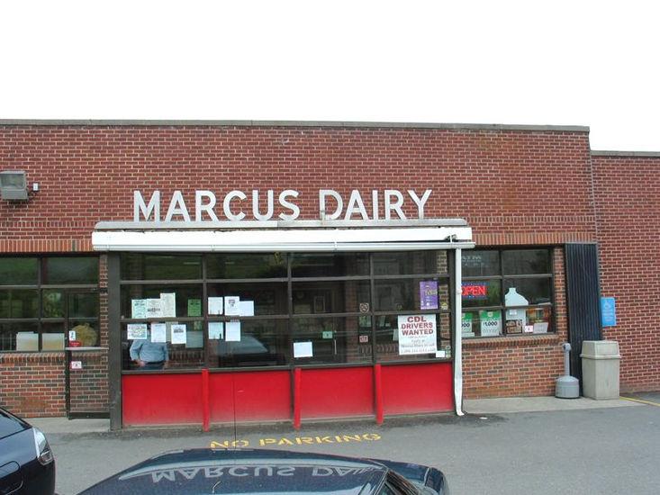 Marcus Dairy restaurant