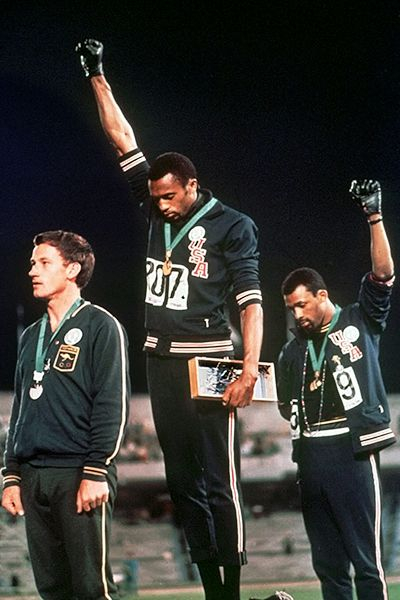 Olympic Moment 1968