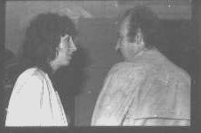 Wenker with Marc Kreisel