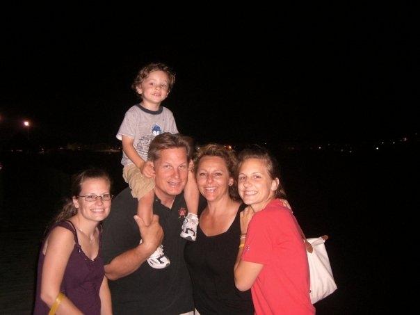 Brian Moe Family