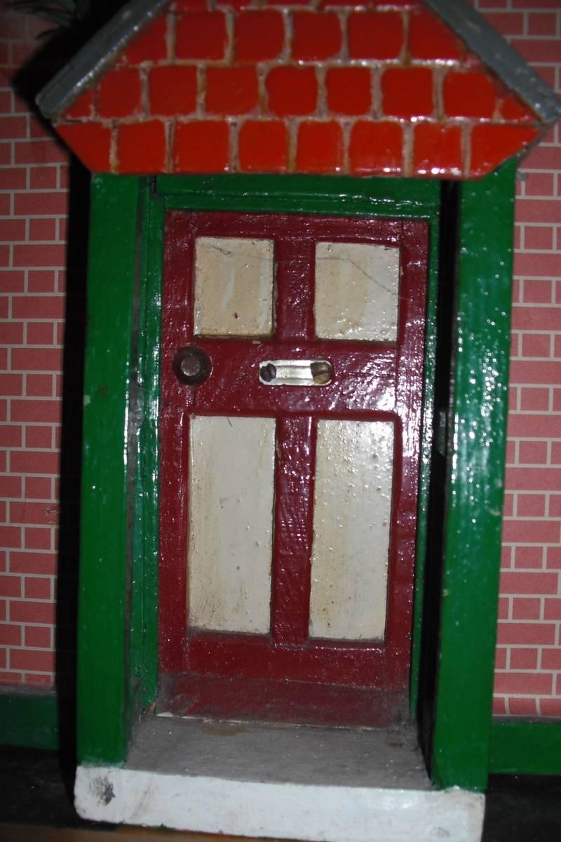 The cutest front door!