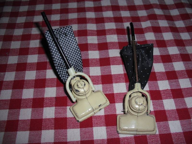 2 Taylor & Barret vacuum cleaners