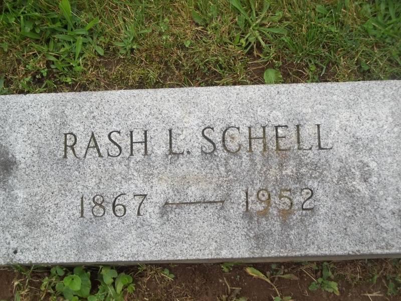 Rash L. Schell (1867-1952)